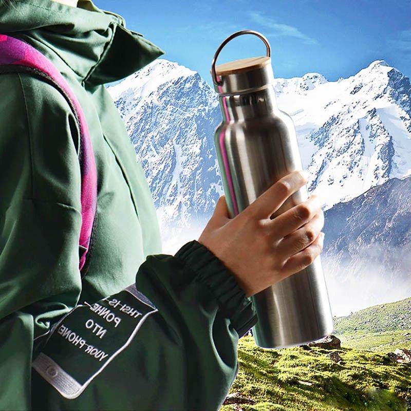 <font><b>20</b></font> Insulated Outdoor Mug Wall Cold Flask Thermos