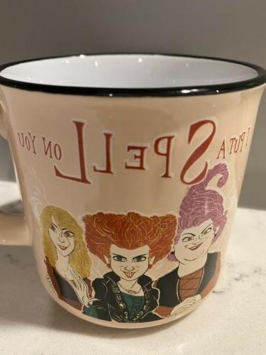 Disney pocus sisters Ceramic