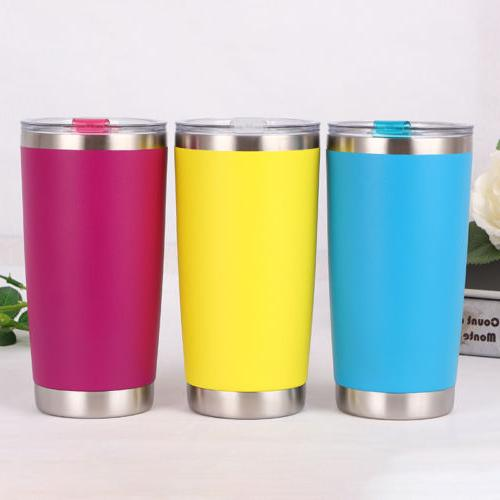 HOT 20oz Stainless Vacuum Coffee Flask