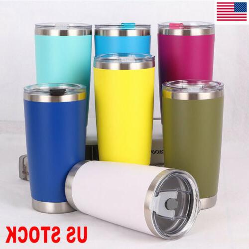 hot 20oz stainless steel vacuum tumbler insulated