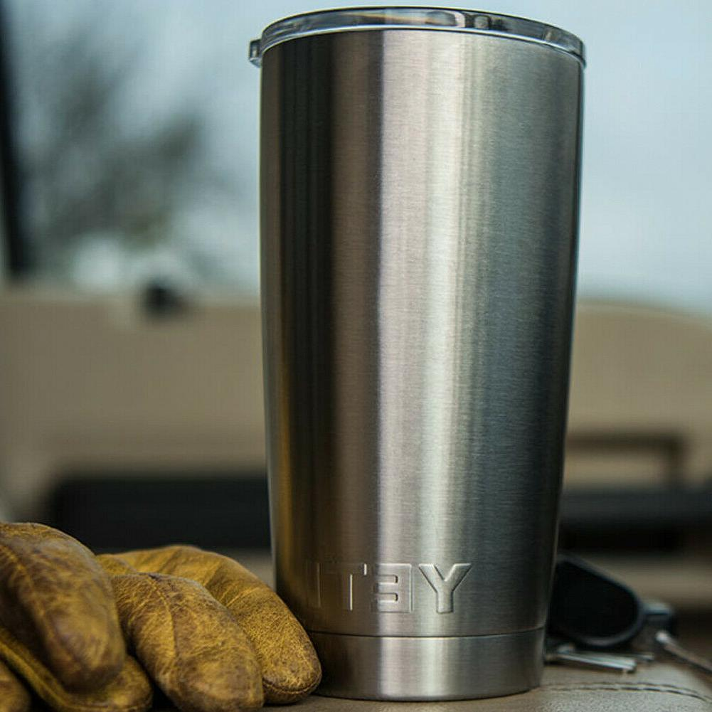 Hot 20OZ Tumbler Rambler Stainless Steel Vacuum