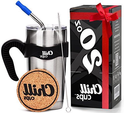insulated coffee thermal mug
