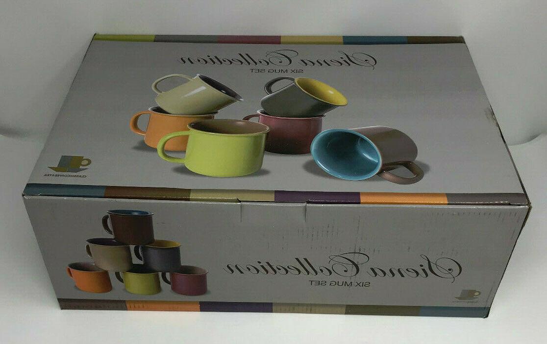 jumbo porcelain mugs