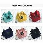 Korean Style Fashion Canvas Handbag Shoulder Bag Girls Women