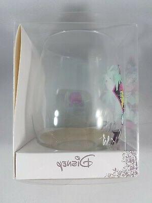 Lilo & Far Out Teardrop Wine Glass 20 oz NEW