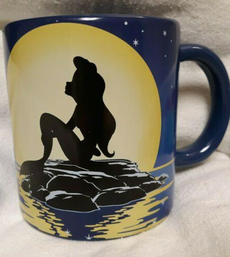 Disney Little Mermaid/Flounder Coffee Cup 20oz Ariel Princess Mug