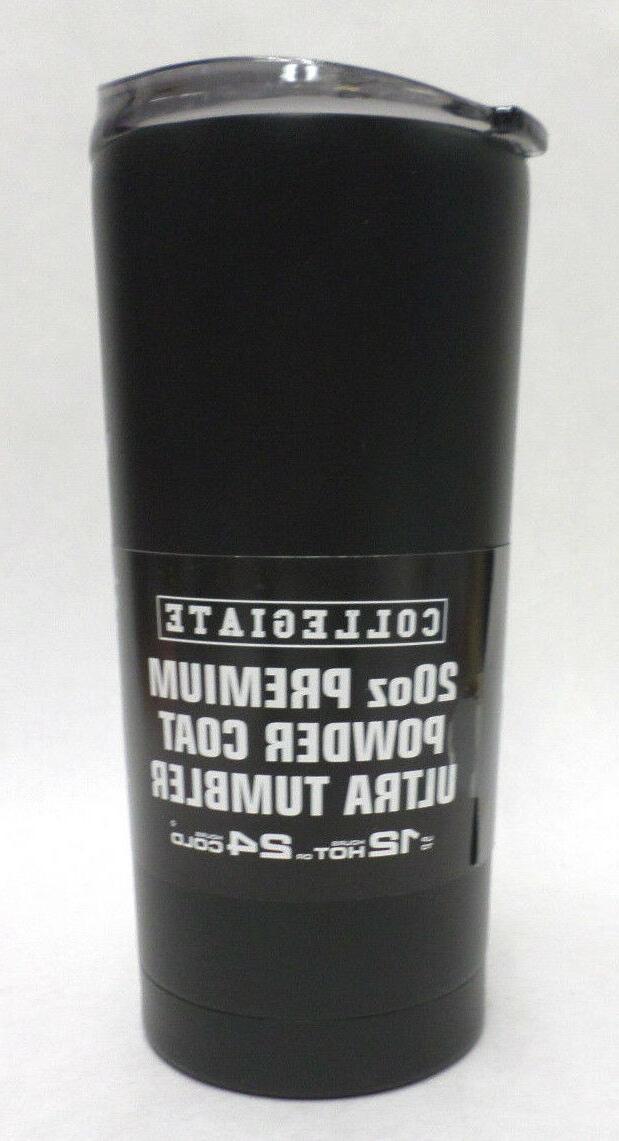 LSU Tigers oz Ultra Premium Powder Coat Black New