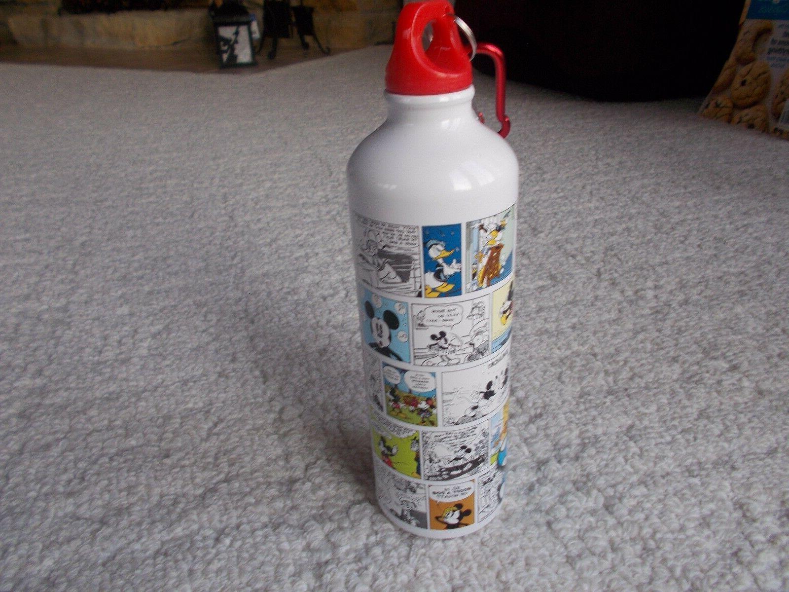 Disney Mouse Cartoon & Aluminum oz