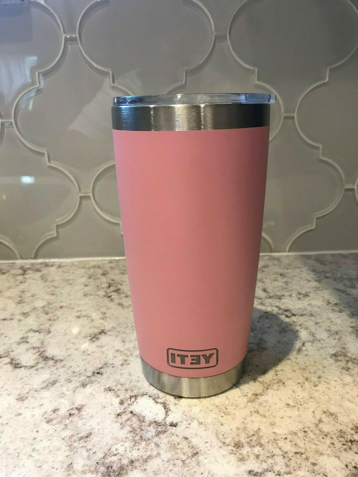 New 20oz DuraCoat w/ Lid and