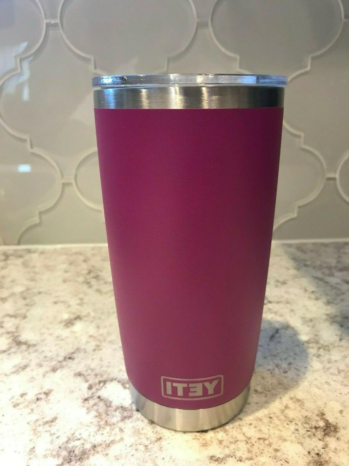New DuraCoat Tumbler w/ Lid and