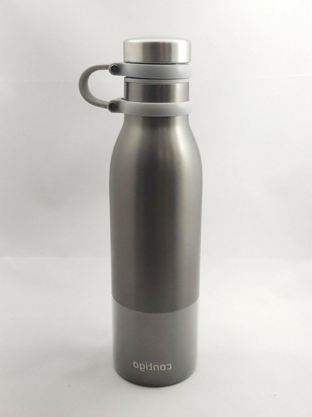 New Contigo 20oz Vacuum Insulated & Cold
