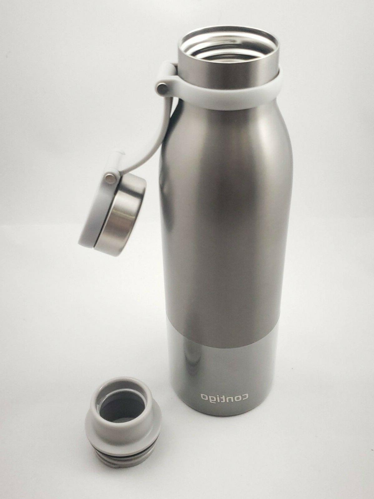 New Contigo 20oz Insulated Bottles &