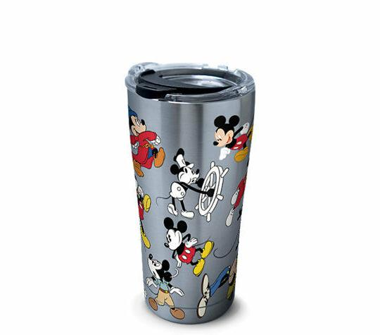 new disney mickey mouse 90th bday stainless