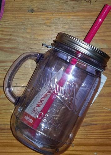 NEW! Glassware Drinkware Aladdin Classic Insulated Mason Tum