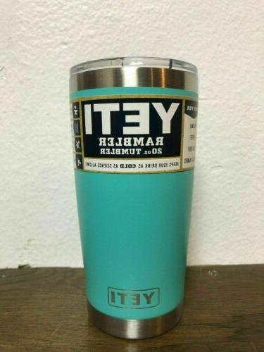 NEW Stainless Cup YETI - COLOR!! -