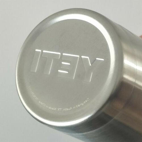 New Yeti 20oz Steel with Shipping