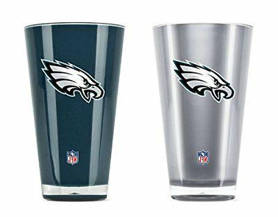 Duck House NFL Philadelphia Eagles 20oz Insulated Acrylic Tu