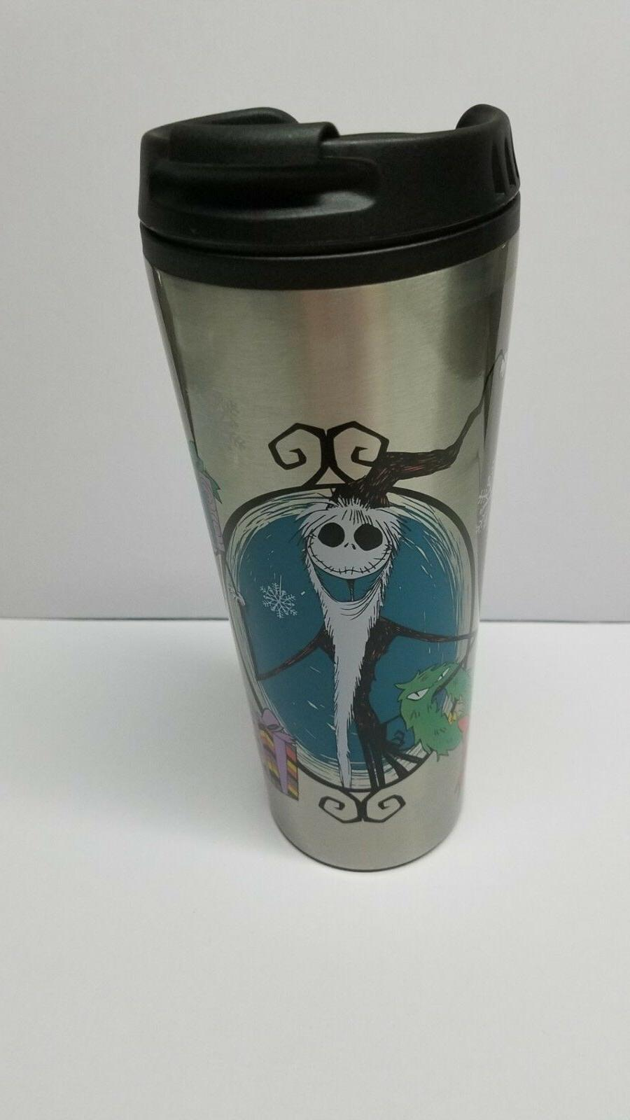 nightmare before christmas 25th anniv 20oz stainless