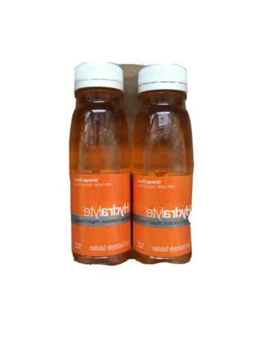 oral electrolyte solution orange flavor 8 5