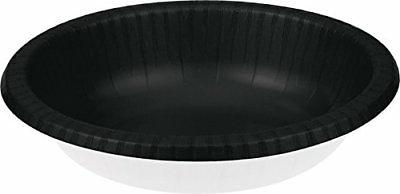 Paper Bowl 20Oz 20/Pkg-Black