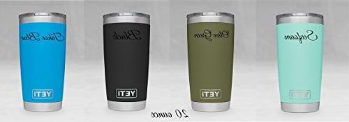 NEW ADDITION Tumbler - Yeti Rambler Yeti - 30 oz - Yeti Gift Laser Engraved Yeti - Yeti Cup
