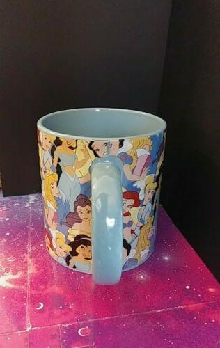 Disney Princess Tea Ceramic Mug