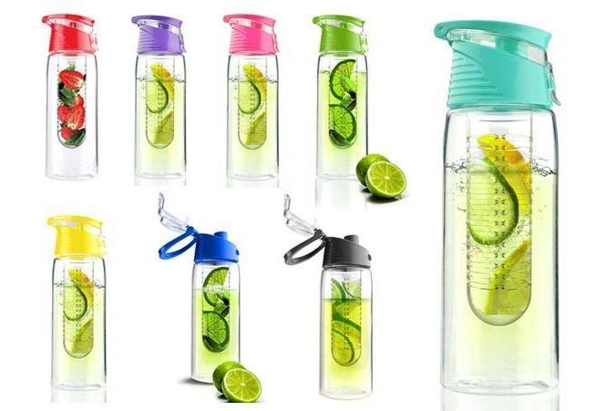 pure flavour 2 go reusable fruit infuser