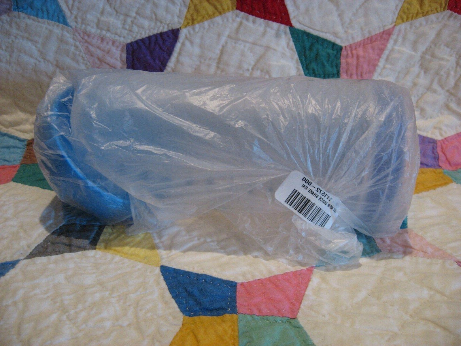 TUPPERWARE Quick Shake BLUE 20 Blender