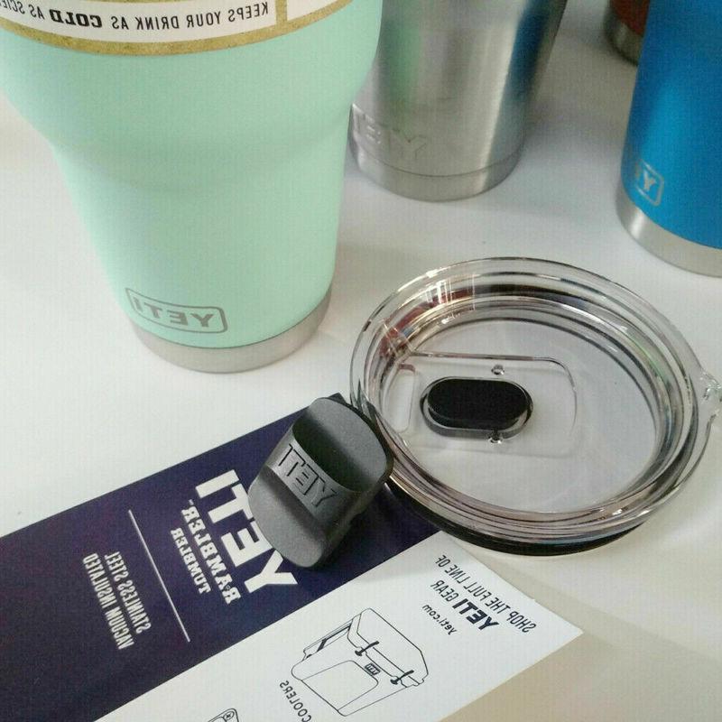 YETI Rambler 20 30 OZ with Mag Slider Colors