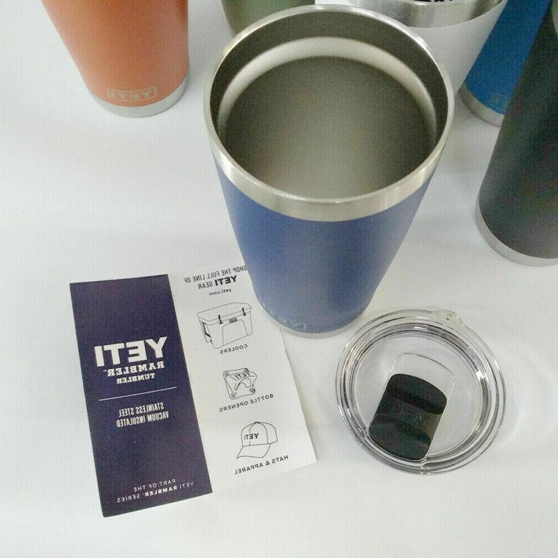 YETI OZ 30 Tumbler with Mag Colors