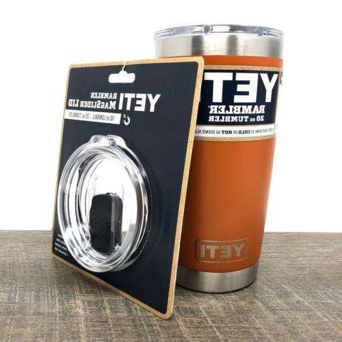 Clay Tumbler With Mag Lid - New