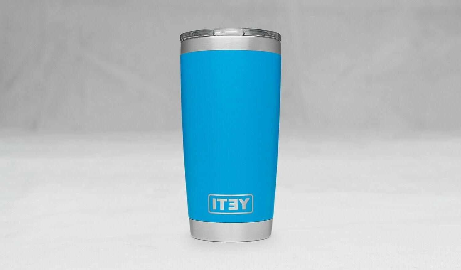 Yeti 20 Stainless Tumbler Insulated w/LID