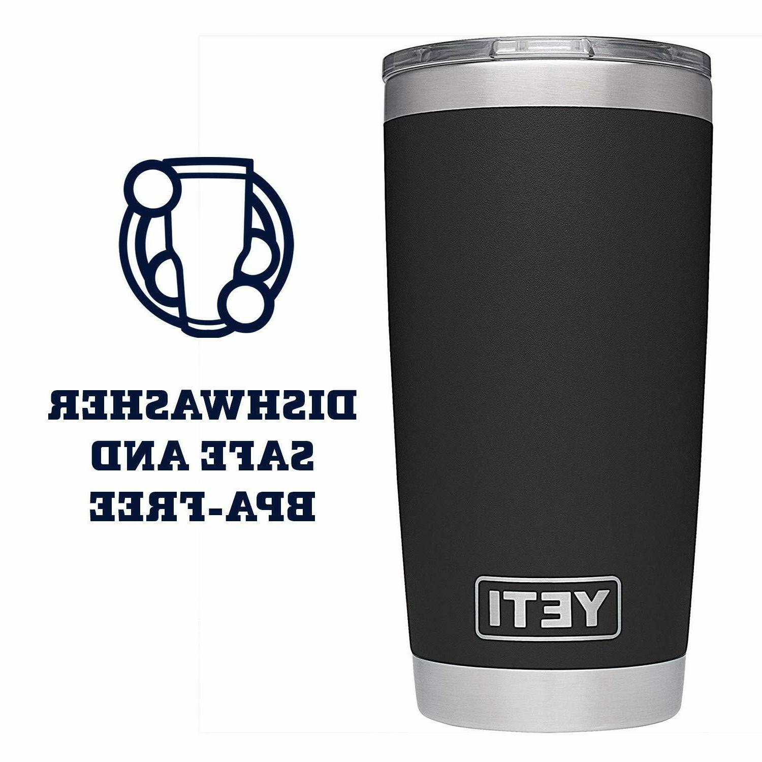 Yeti Steel Cup Vacuum Insulated with Lid