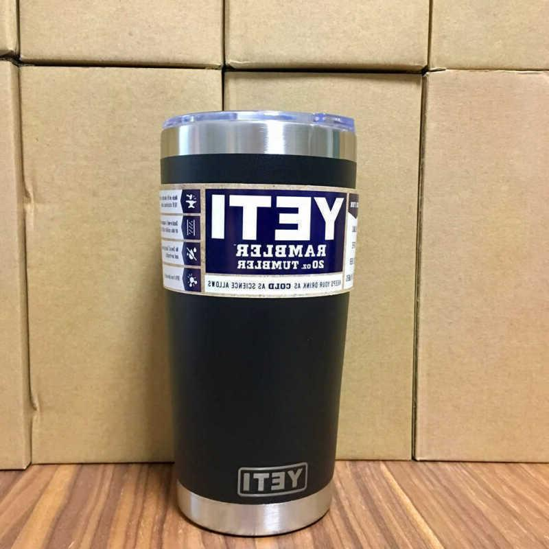 Brand New Rambler YETI 20oz Tumbler Cup With Magnetic Slider
