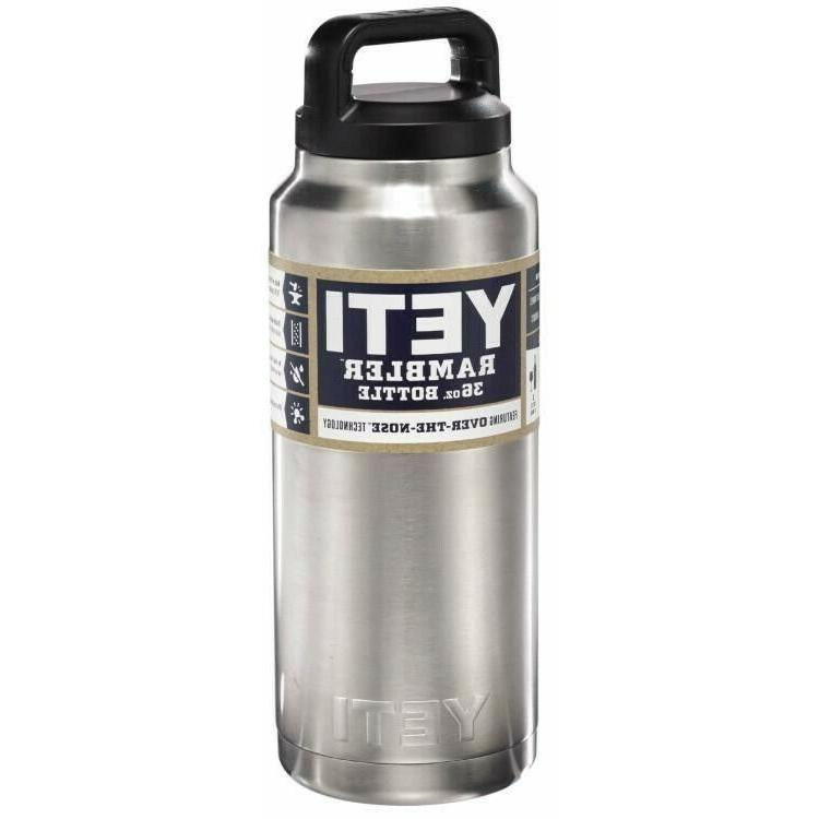 YETI Stainless with Cap