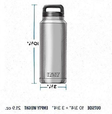 YETI 36oz Insulated Stainless Steel with Cap