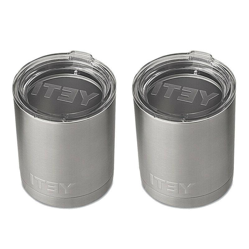 YETI Lowball Steel Vacuum Insulated Cup 12oz 20oz