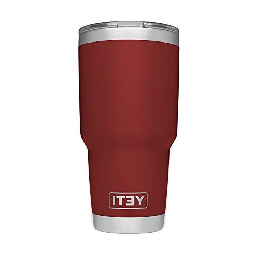 YETI Stainless Steel Insulated Tumbler, Brick