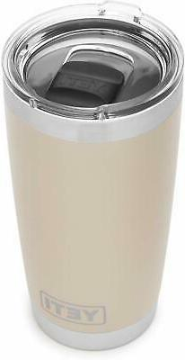Rambler Stainless Steel Vacuum Insulated Tumbler with Magsli