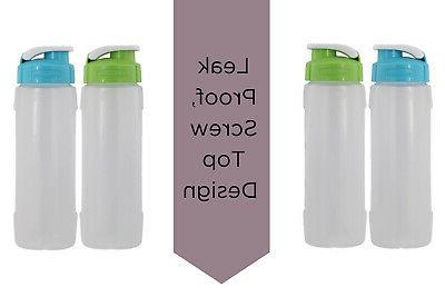 Rubbermaid Refill Water Bottles &