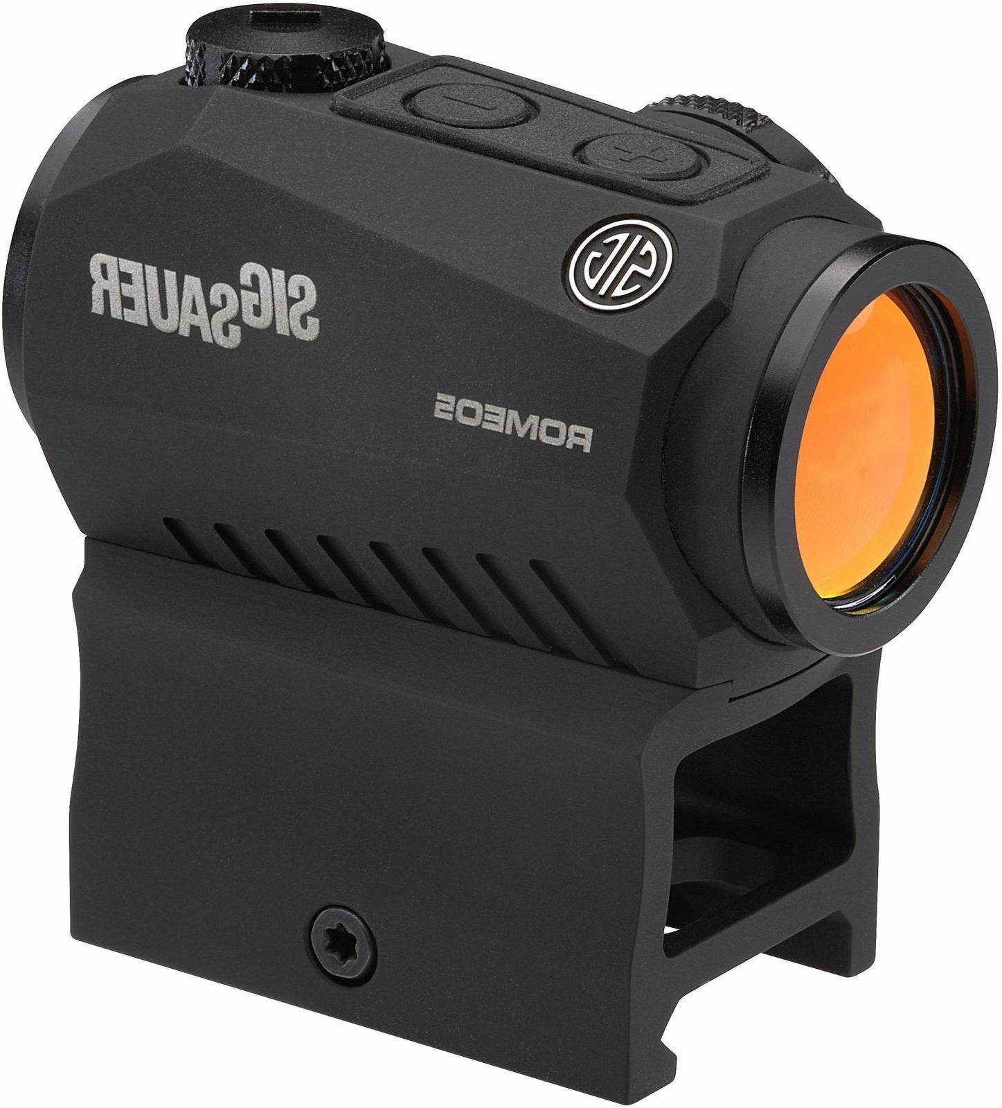 romeo5 compact red dot 1x20mm 2 moa