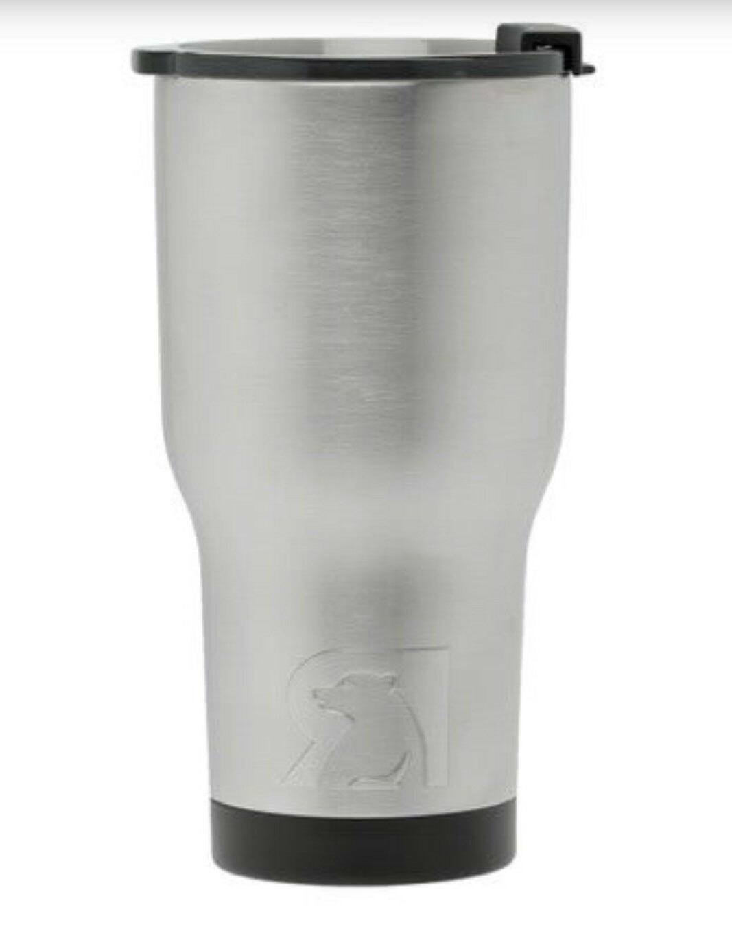 RTIC 20oz Steel Tumbler with 2019 proof lid