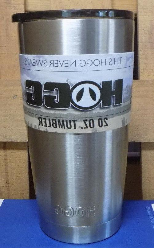 RTIC/HOGG 30oz./20 POWDER COATED TUMBLER Stainless 50+ COLORS FREE
