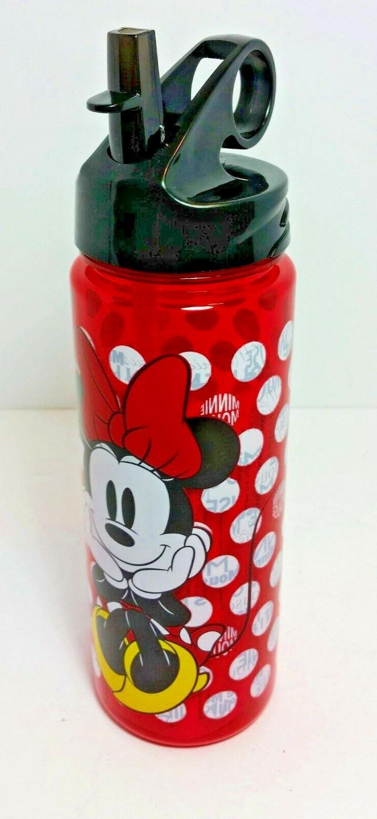 Disney's Minnie Mouse and Letters Water