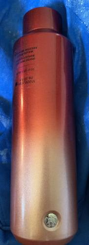 SET! Starbucks Cups Rose Gold/Ombré Vacuum Insulated HOT +