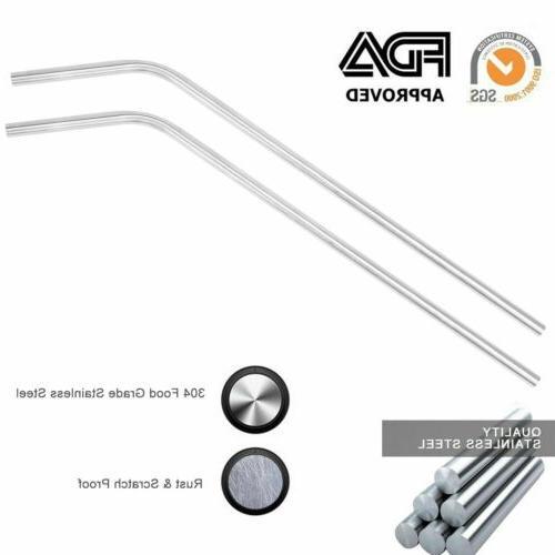 Set Straws/ Brush YETI Rambler Cup