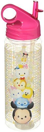 Silver Buffalo TS0164 Disney Tsum Tsum Characters Tritan Wat