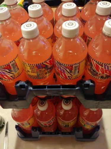Mountain Dew Spark 20oz bottles. 3