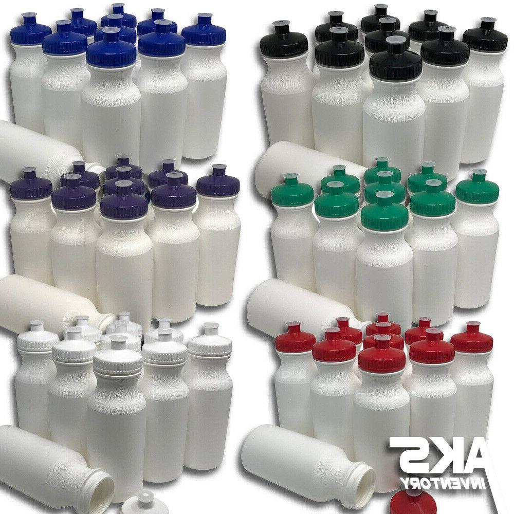 squeeze water bottles 10 pack 20oz bpa