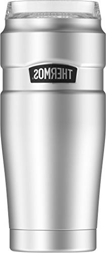 Thermos Stainless King 20 oz Travel Tumbler with 360 Drink L